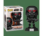 Dark Trooper из сериала Star Wars: Mandalorian 466