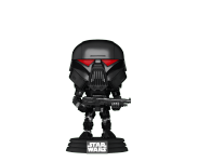 Dark Trooper из сериала Star Wars: Mandalorian