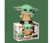 Grogu (The Child, Baby Yoda) with Butterfly (Эксклюзив) из сериала Star Wars: Mandalorian 468