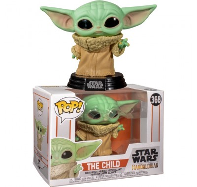 Дитя Малыш Йода (The Child / Baby Yoda) из сериала Звёздные войны: Мандалорец