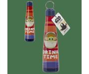 The Child / Baby Yoda Metal Water Bottle Drink Time (PREORDER ZS) из сериала Star Wars: Mandalorian