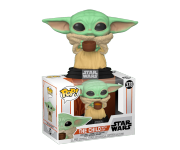 The Child / Baby Yoda with Cup (preorder WALLKY) из сериала Star Wars: Mandalorian