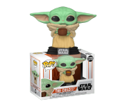 The Child / Baby Yoda with Cup из сериала Star Wars: Mandalorian