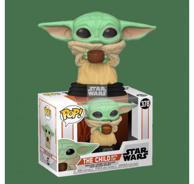 Дитя с чашкой (The Child / Baby Yoda with Cup) из сериала Звёздные войны: Мандалорец