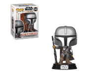 Mandalorian new pose из сериала Star Wars: Mandalorian