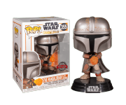 Mandalorian with flame metallic (Эксклюзив Target) (preorder WALLKY) из сериала Star Wars: Mandalorian