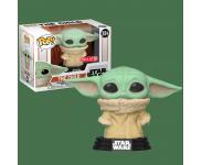 The Child / Baby Yoda Concerned со стикером (Эксклюзив Target) из сериала Star Wars: Mandalorian 384