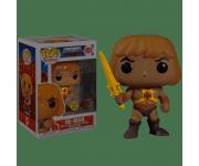 He-Man with Sword GitD (Эксклюзив Walmart) из мультика Masters of the Universe 991