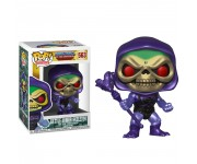 Skeletor Battle Armor Metallic (Эксклюзив Gemini Collectibles) из мультика Masters of the Universe