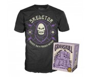 Skeletor T-Shirt (размер M (Эксклюзив)) из мультика Masters of the Universe