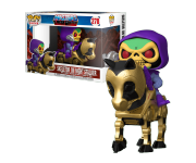 Skeletor on Night Stalker Rides из мультика Masters of the Universe 278