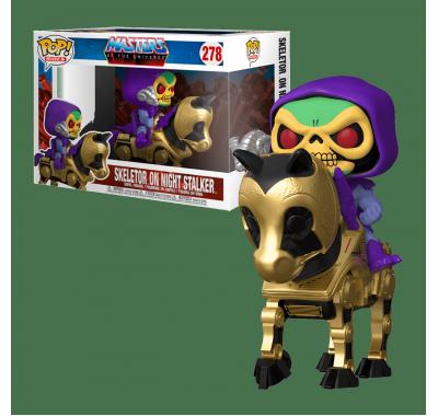 Скелетор на Ночном Сталкере (Skeletor on Night Stalker Rides) из мультика Властелины вселенной