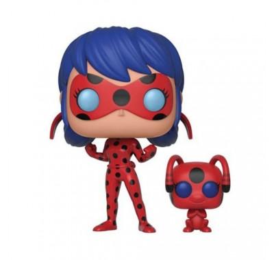 Леди Баг и Тикки (Ladybug with Tikki Buddy) из мультика Леди Баг и Супер-кот