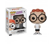 Sherman (Vaulted) из мультика Mr. Peabody and Sherman