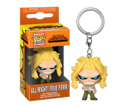 All Might True Form Keychain из аниме My Hero Academia