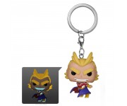 All Might Silver Age Keychain GitD (Эксклюзив Hot Topic and Box Lunch) из аниме My Hero Academia