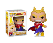 All Might Silver Age из аниме My Hero Academia