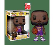 LeBron James Purple Jersey Lakers 10-inch (PREORDER ZS) из серии NBA Basketball