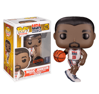 Мэджик Джонсон (Magic Johnson 1992 Team USA Jersey (Эксклюзив Target)) из Баскетбол НБА