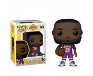Lebron James Purple Uniform (Эксклюзив Fanatics) из Basketball NBA