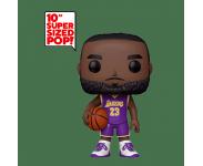 LeBron James Purple Jersey Lakers 10-inch из серии NBA Basketball