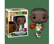 Shawn Kemp Seattle Supersonics из Basketball NBA