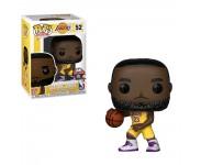 Lebron James Yellow Uniform (Эксклюзив Foot Locker (PREORDER)) из Basketball NBA