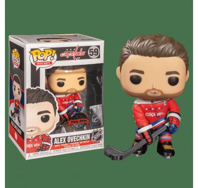 Александр Овечкин Вашингтон Кэпиталз (Alex Ovechkin Washington Capitals (Эксклюзив Fanatics)) из Хоккей НХЛ