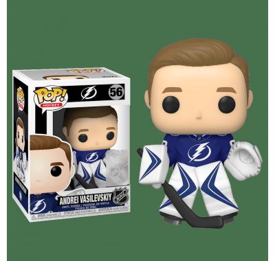 Андрей Василевский Тампа-Бэй Лайтнинг (Andrei Vasilevskiy Tampa Bay Lightning) из Хоккей НХЛ