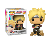 Boruto Uzumaki (PREORDER ROCK) из мультика Boruto: Naruto Next Generations