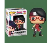 Sarada Uchiha из мультика Boruto: Naruto Next Generations