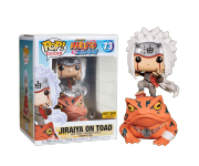 Jiraiya on Toad Ride со стикером (Эксклюзив Hot Topic) из сериала Naruto: Shippuuden