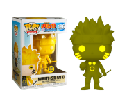 Naruto Six Path Yellow GitD (Эксклюзив Hot Topic) из аниме Naruto: Shippuuden