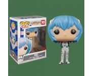 Rei Ayanami из аниме Neon Genesis Evangelion