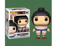 Andy Bernard in Sumo Suit (Эксклюзив Target) (preorder WALLKY) из сериала The Office