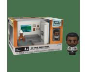 Darryl Philbin Dunder Mifflin Office Diorama Mini Moments из сериала The Office