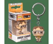 Dwight Schrute Keychain из сериала The Office