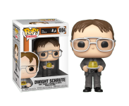 Dwight Schrute with Jello Stapler (preorder WALLKY) из сериала The Office