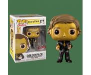 Jim Halpert Goldenface (Эксклюзив Target) (preorder WALLKY) из сериала The Office
