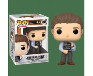 Jim Halpert with Nonsense Sign (preorder WALLKY) из сериала The Office