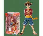 """Luffy """"Straw Hat"""" Figuarts ZERO (PREORDER ZS) из аниме One Piece"""