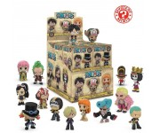 One Piece blind box mystery minis из аниме One Piece