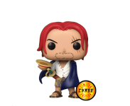 Shanks with straw hat (Chase) из аниме One Piece