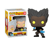 Garou Flowing Water Translucent GitD (Эксклюзив Specialty Series) из мультика One Punch Man