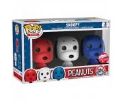 Snoopy Rock the Vote 3-pack (Эксклюзив) из мультика Peanuts