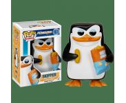 Skipper из мультика Penguins of Madagascar