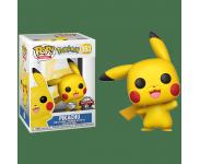 Pikachu Diamond Glitter (Эксклюзив GameStop) из сериала Pokemon 553