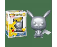 Pikachu Silver Metallic (Эксклюзив) из сериала Pokemon