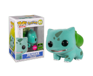 Bulbasaur Flocked (Эксклюзив ECCC 2020) из сериала Pokemon