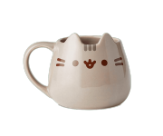 Pusheen the Cat Sculpted Mug Enesco из серии Pusheen